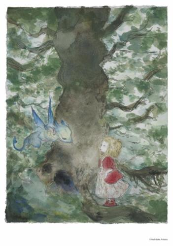 天野喜孝 画集COLLECTED PAINTINGS OF AMANO'S WORLD